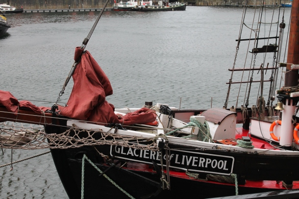 The Glaciere in the Albert Dock