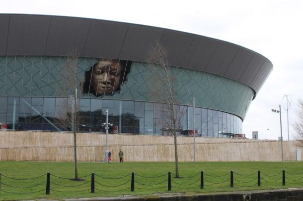 The Liverpool Echo Arena