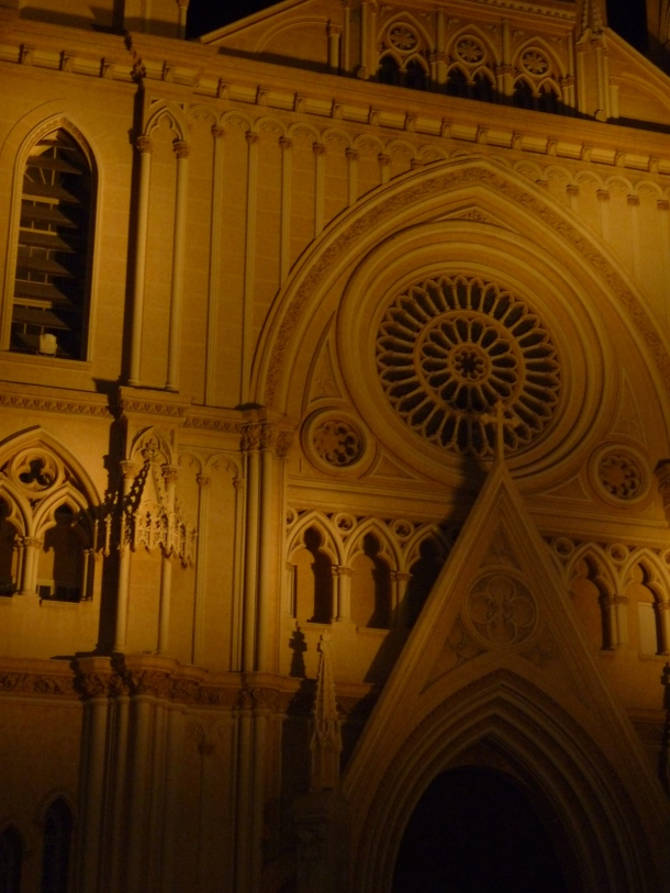 Malaga church2