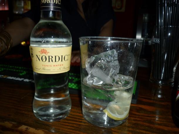 Gin measures Malaga-style