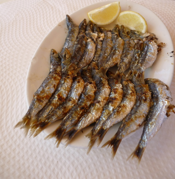 malaga sardines