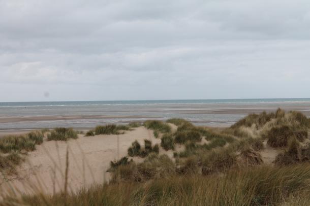 Ynslas sand dunes